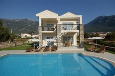 Ovacik Villa with Private Pool 3 Bedrooms