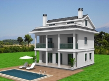 Brand New Villas in Ovacik