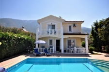 Private detached Ovacik villa four bedrooms