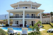 4 Storey Modern Villa for Sale in Tranquil Ovacik Fethiye