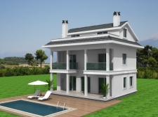 Fabulous New Detached off plan 4 Bedroom Villas in Ovacik