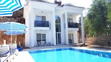 Two Years Old Detached Villa in Ovacik