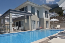 Four Bedroom Ovacik Villa For Sale (Ready To Move In)
