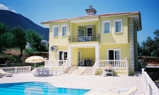House for sale in Fethiye Hisaronu detached and very private