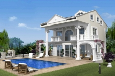 4 bedrooms Villas in Ovacik