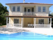 Private Ovacik Villa with Swimming Pool 4 Bedrooms