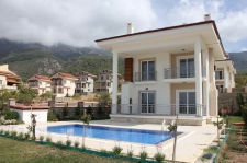 Fabulous Villas with Panoramic Views of Babadag Mountain