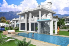 Brand New Superb Luxury Villas Ovacik Fethiye
