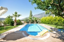 Five bedroom detached villa in Ovacik