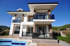 Brand New Bargain Villa With Private Swimming Pool in Ovacik