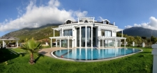 Luxurious 4 Storey Smart Villa With Amazing View in Ovacik