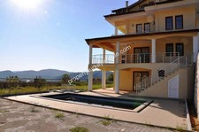Private 8 Bedroom Villa in Ovacik with Large Garden