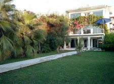 Beach Villa on Sovalye Island Fethiye 5 Bedrooms for sale