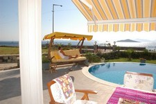Seafront Turgutreis Villa Marina View 3 Bedrooms 