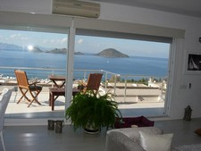 Seafront Turgutreis Villa Private Pool 4 Bedrooms 