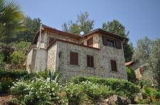 Idyllic 2 Bedroom Detached Villa in Uzumlu