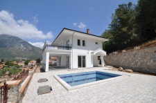 Brand New Villa in Uzumlu with Stunning Views