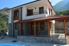 Traditional Stone Villa in Uzumlu Town