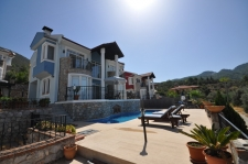 Spacious 3 bed Uzumlu villa with pool and garden