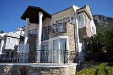 Bargain Villa With Beautiful Valley Views and Mountain Backdrops in Uzumlu