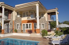 Stylish Uzumlu Villa Private Pool 3 Bedrooms
