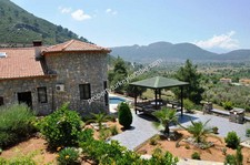 Uzumlu Stone Villa 3 Double En-Suite Bedrooms for sale