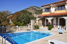 Uzumlu Stone House with Private Swimming Pool 3 Bedrooms