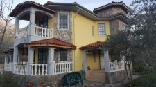 4 Bedroom Detached Villa in Peaceful Uzumlu