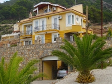 Detached Triplex Villa in Uzumlu