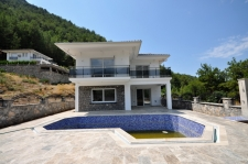 Off Plan Villa in Peaceful Uzumlu