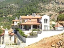 Detached Villa with Stunning Views in Uzumlu Fethiye