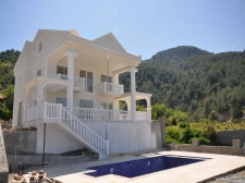 Superb Villa with Magnificent Views in Uzumlu Fethiye