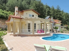 Excellent Value Villa with Fabulous Views in Uzumlu