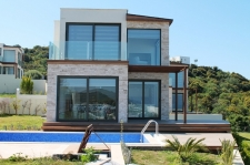 Modern Yalikavak Villa for sale with pool