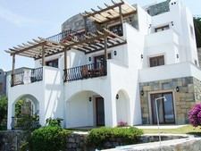 Lovely House with Open Sea View in Yalikavak