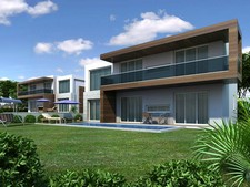 Yalikavak Contemporary Luxury Villas with Pool