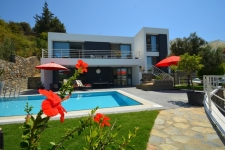 Luxury Yalikavak Villa With Private Swimming Pool