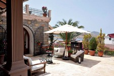 Elegant Yalikavak Villa with Guest House 5 Bedrooms
