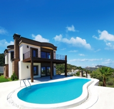 A Large Independent Villa in Bodrum Yalikavak