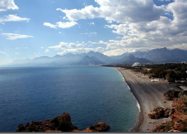 Antalya Beach
