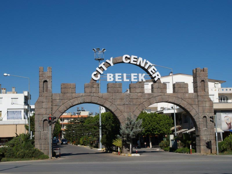 Belek City Center