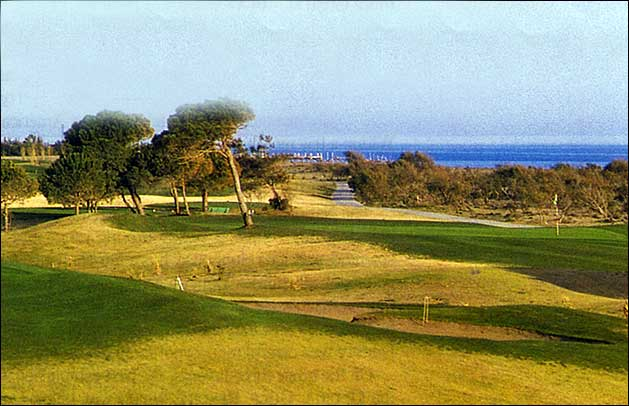 Belek: Golf