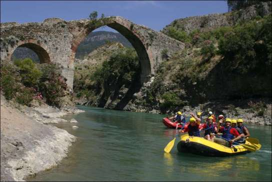 Dalaman River Rafting