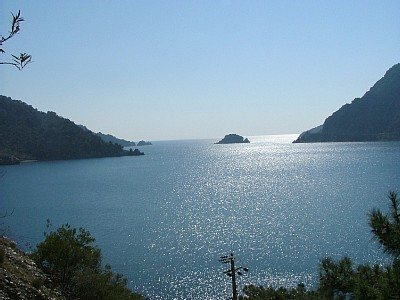 Datca is a haven for those who love sun and sea - and peace.