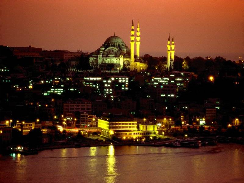 Istanbul :Mosque of Suleyman