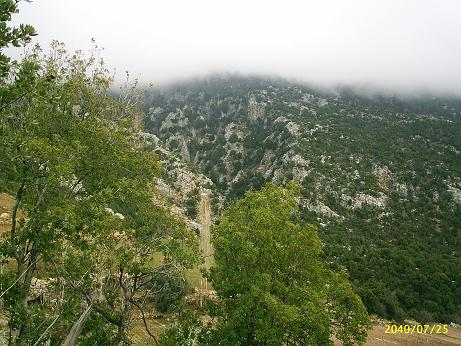 Kemer, Fethiye virgin landscape