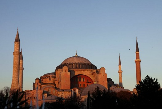 Little Hagia Sophia