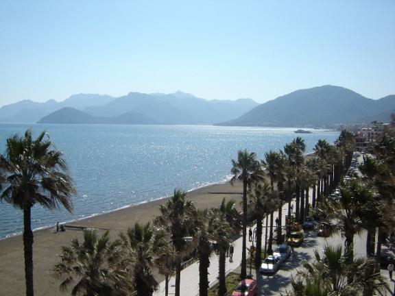 Marmaris boasts some lovely beaches