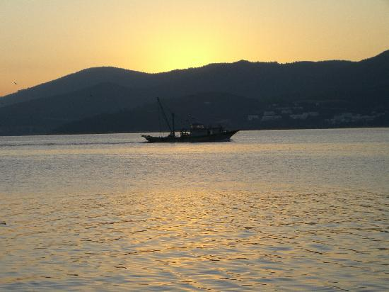 Sunrise in Torba