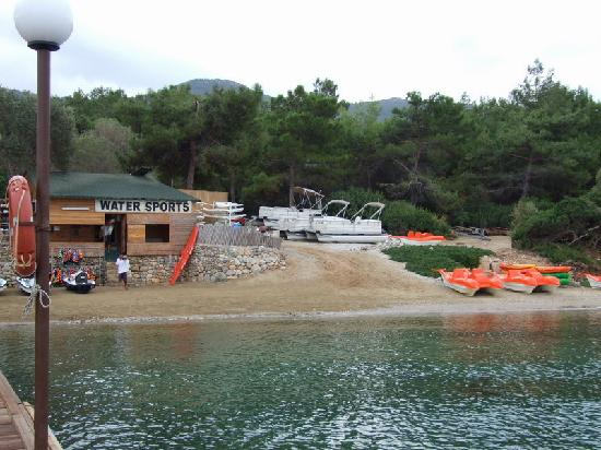 Torba: Water Sports